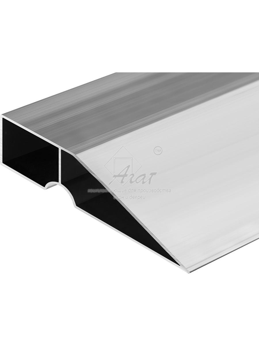Правило Трапеция 1 м, алюминиевый профиль